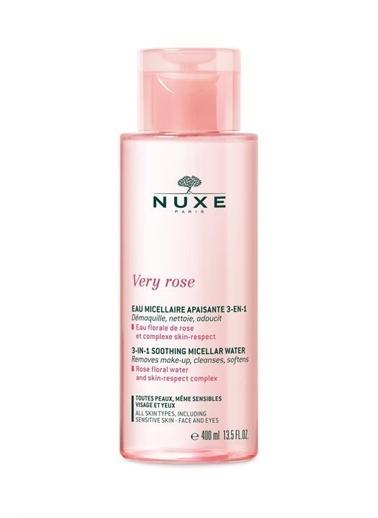 Nuxe  Very Rose 3-In-1 Soothing Micellar Water 400 Ml Renksiz